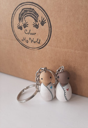 Baby announcement gift