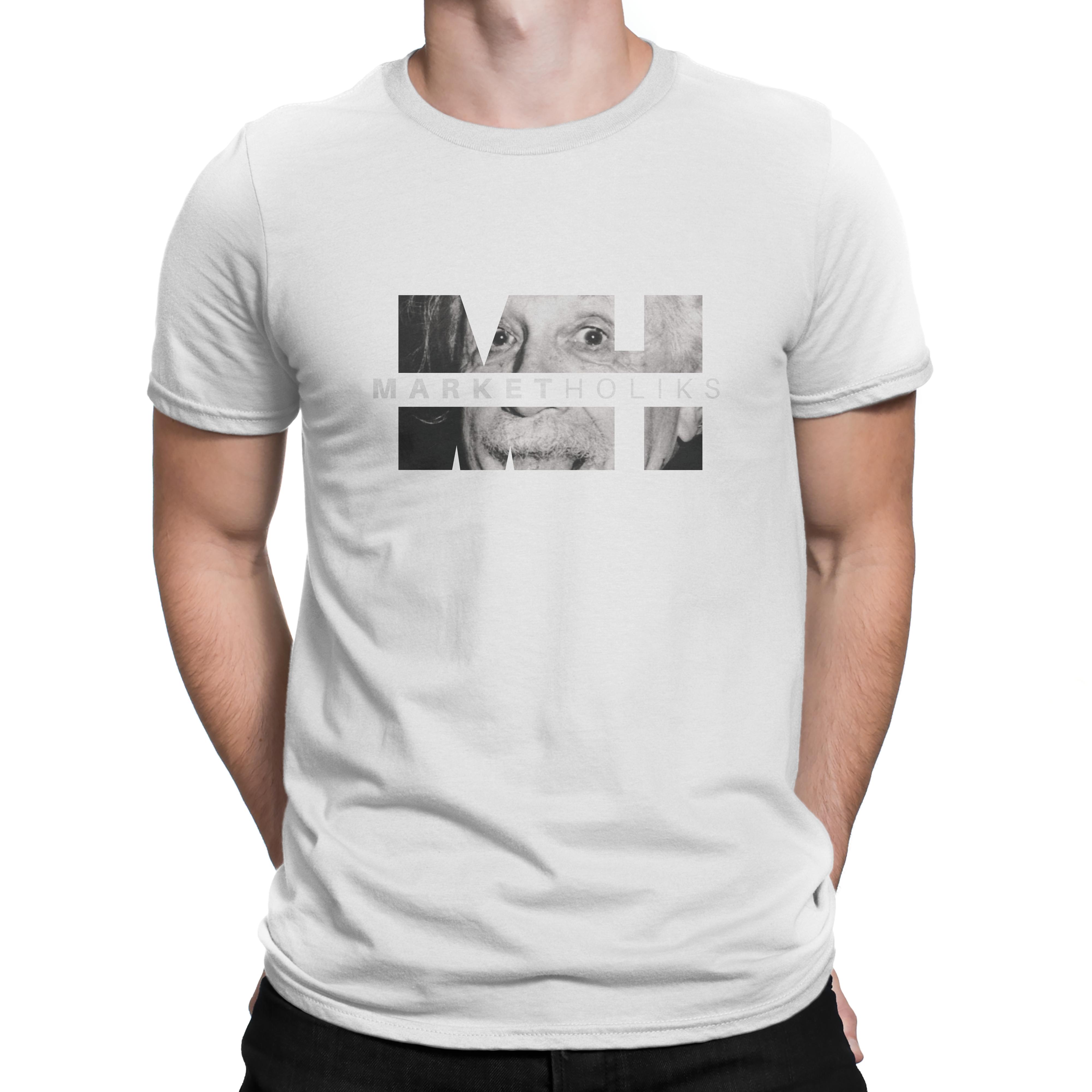 Marketholiks shirt white