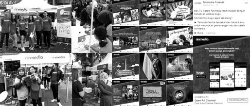 ninmedia online-offline 360 channel activation