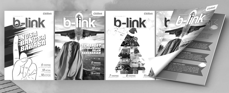 Blink Citilink Internal magazine 2018 - 2019