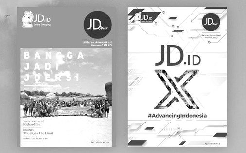 JD ID Internal Magazine 2018 - 2019