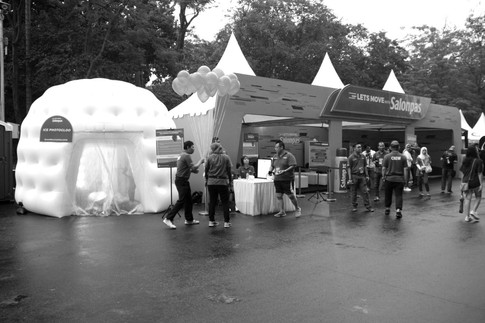 Salonpas Jkt Marathon & GOIFEX Activation
