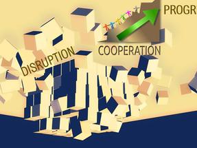 COVID-19: DISRUPÇÃO RELACIONA-SE COM MUDANÇA NA SOCIEDADE?