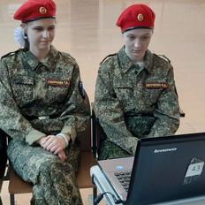 В преддверии Дня защитника отчества в Хакасии состоялся региональный патриотический форум