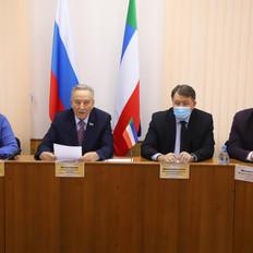 Соглашение Верховного Совета РХ с Государственным Собранием (Ил Тумэн) Республики Саха (Якутия)