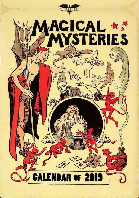 Magical Mysteries-calendar of 2019