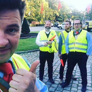 Stewards / Parkeerwachters