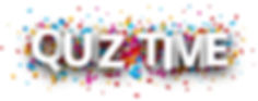 quiz-time-banner-with-colorful-confetti-