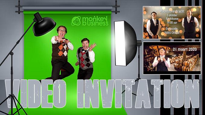 Video uitnodiging