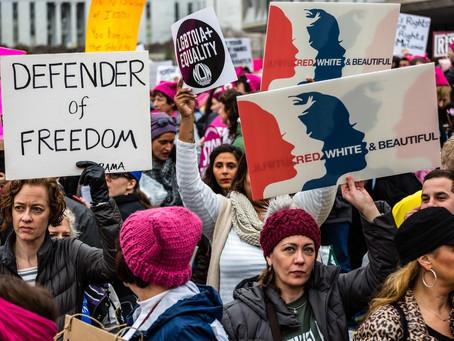 Social Media for Social Change: The Women's March