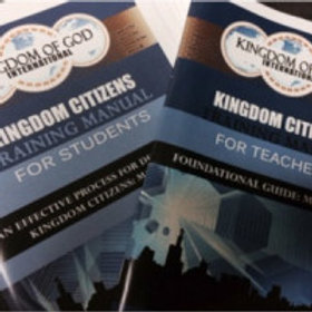 Kingdom of God Citizen Training Manual and Student's Book