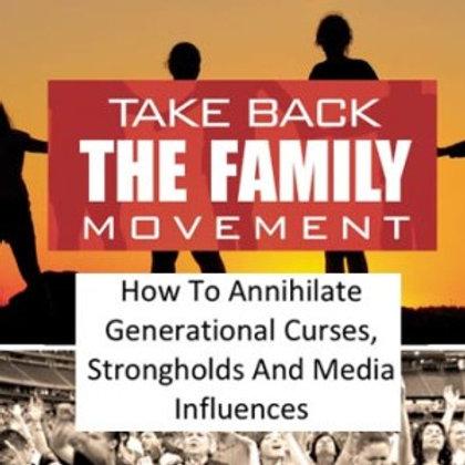 Take Back the Family E-book