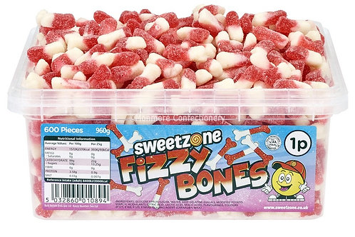 Mini Fizzy Bones