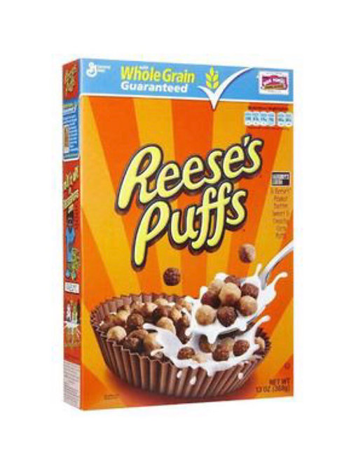 Reese's Puffs Peanut Butter Cereal