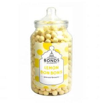 Lemon Bon Bons Jar
