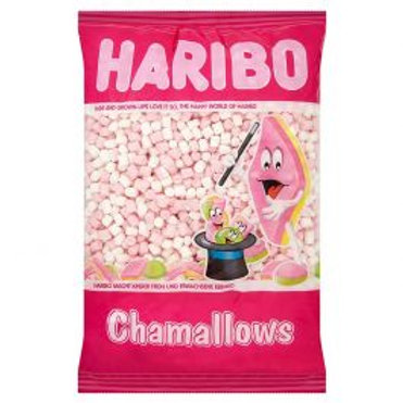 Haribo Chamallows Pink & White Mini Mallows