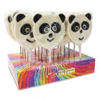 Panda Lollipops