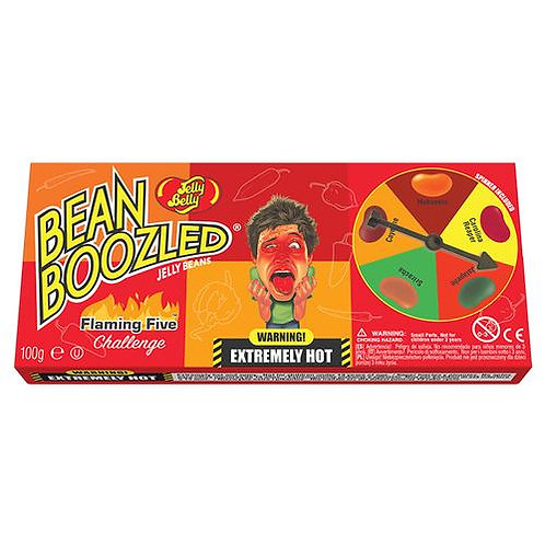 Jelly Belly Flaming Five Bean Boozled Spinner