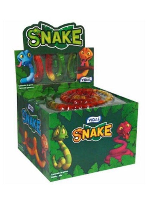 Giant Jelly Snakes