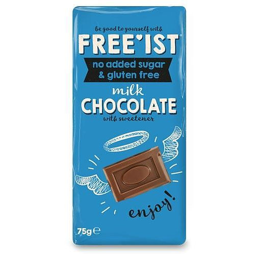Free'ist Milk Chocolate Bar
