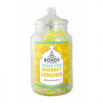 Sugar Free Sherbet Lemons Jar