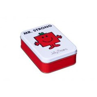 Mr Strong Jelly Beans Tin