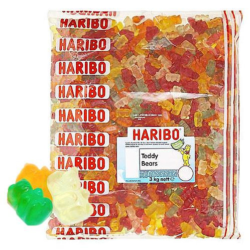 Haribo Gold Gummy Bears