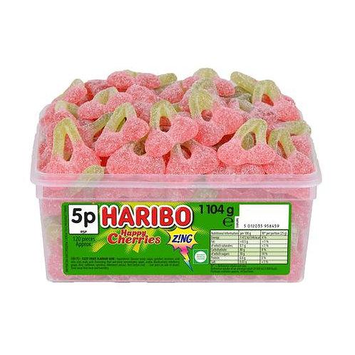 Haribo Happy Cherries Zing