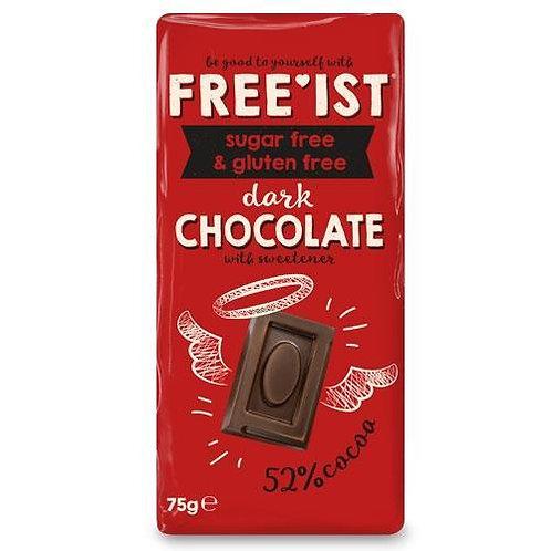 Free'ist Sugar Free Dark Chocolate Bar