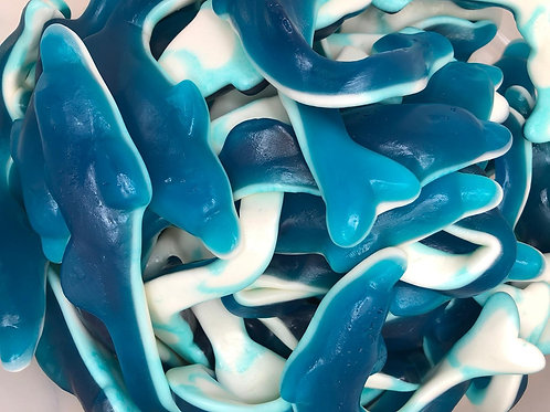 Giant Jelly Dolphins