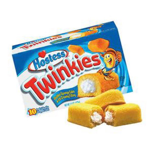 Hostess Golden Sponge Twinkies