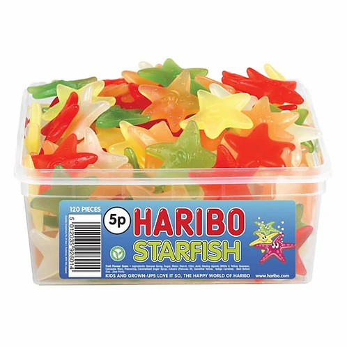 Haribo Starfish