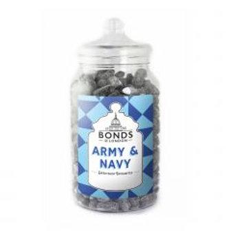 Army & Navy Jar