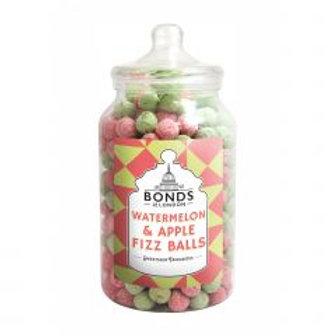 Watermelon & Apple Fizz Balls Jar