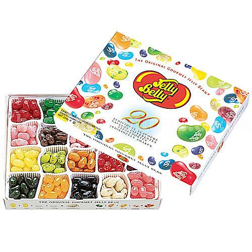 Jelly Belly Assorted 20 Flavour Gift Box