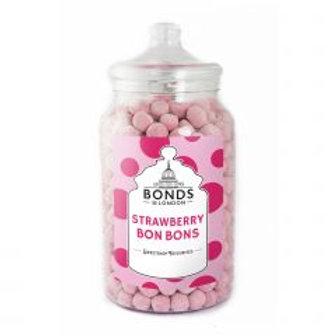 Strawberry Bon Bons Jar