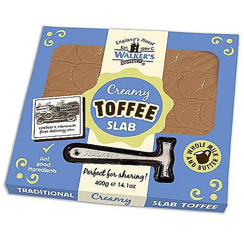 Walkers Original Creamy Toffee Slab