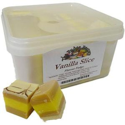 Vanilla Slice Fudge