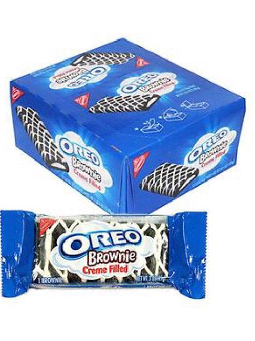 Oreo Brownie Creme Filled Bars