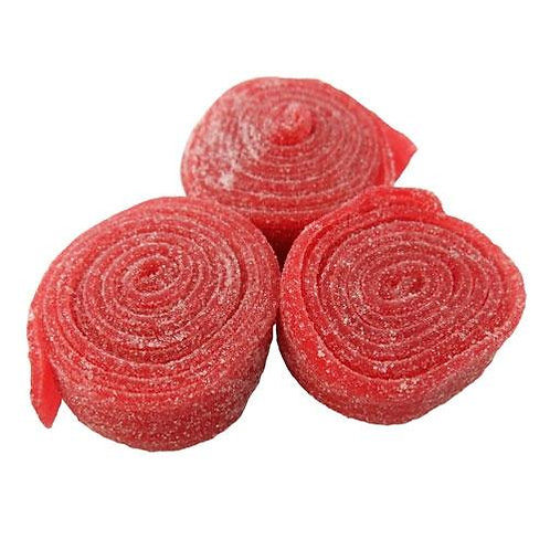 Red Liquorice Rolls