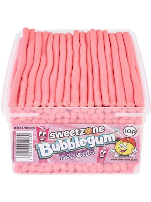 Sweetzone Bubblegum Pencils