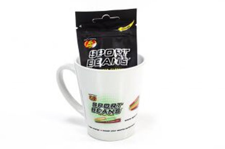 Jelly Belly Sorts Bean Mug and Assorted Bag