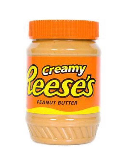 Reese's Creamy Peanut Butter Jar