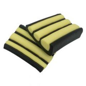 Banana Stripe Liquorice