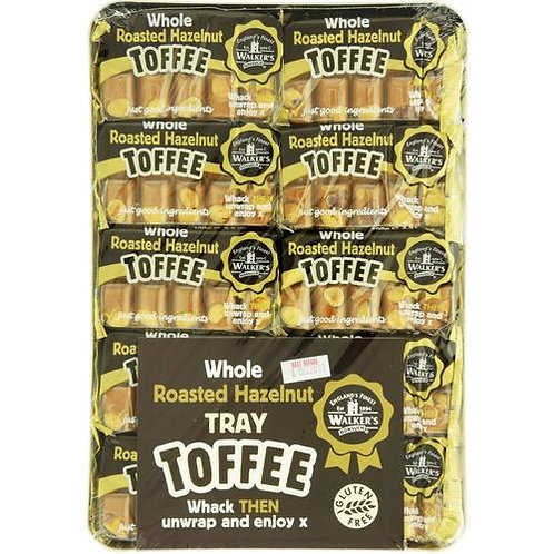 Walkers Roasted Hazelnut Toffee Tray