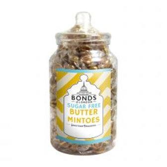 Sugar Free Butter Mintoes Jar