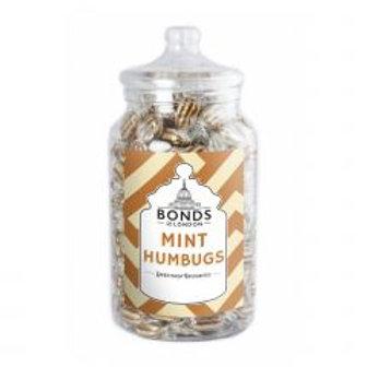 Mint Humbugs Jar