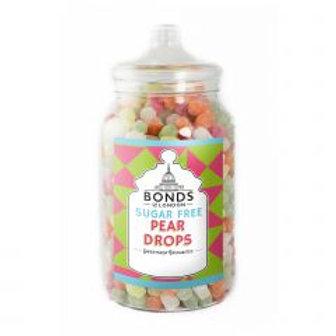 Sugar Free Pear Drops Jar