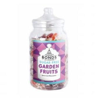 Sugar Free Garden Fruits Boiled Sweets Jar