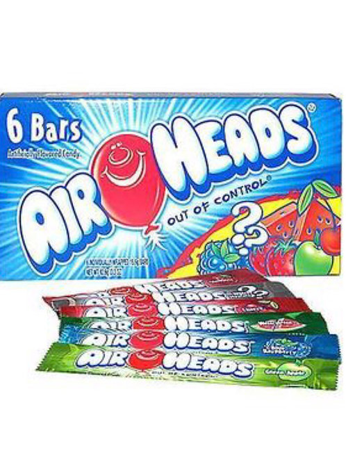 Airheads Candy Theatre Boxes